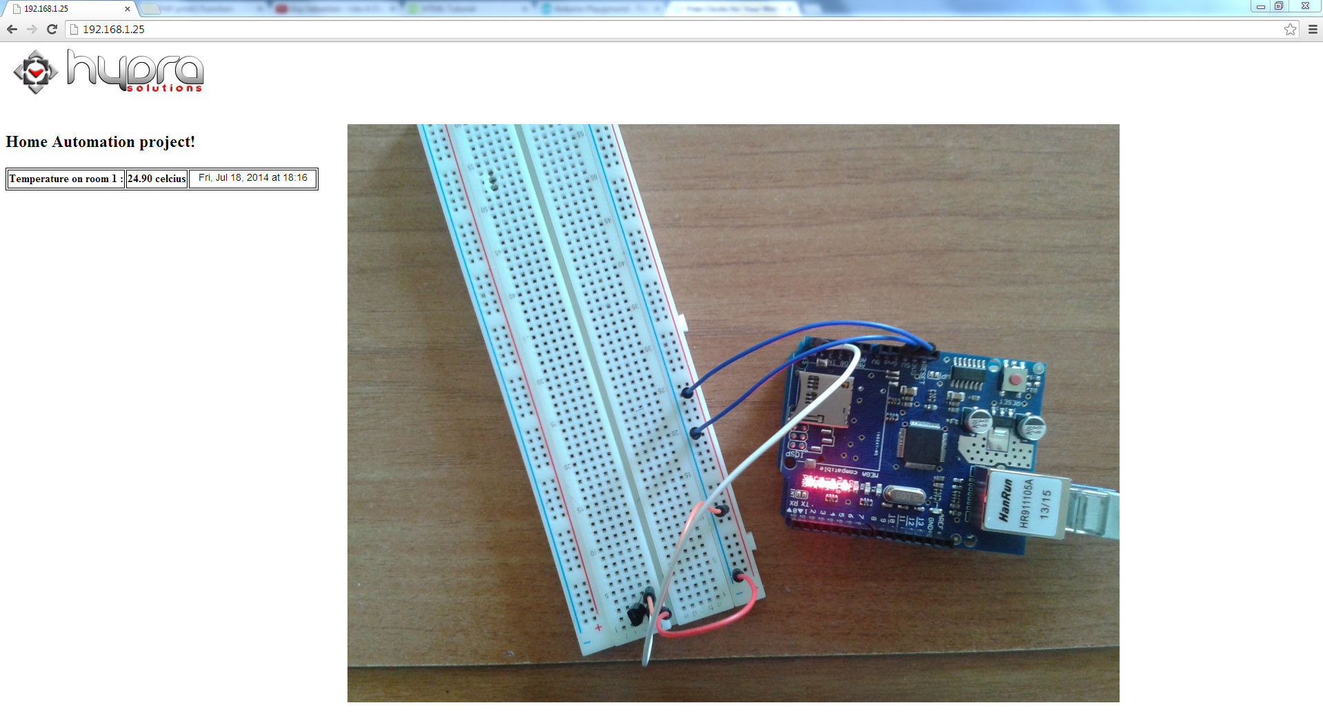 arduino browser