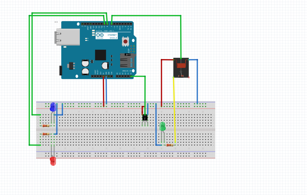 Tutorial arduino temperature control with auto refresh