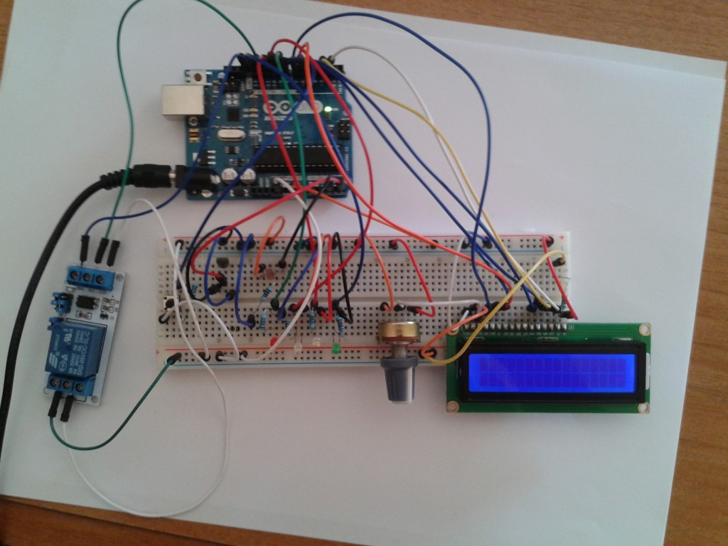 Tutorial arduino how to monitor light and temperature